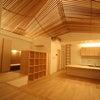 天井格子の家!の画像