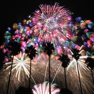 奥浜名湖畔三ヶ日花火大会の画像