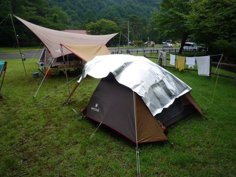 キャンプ 暑 さ 対策