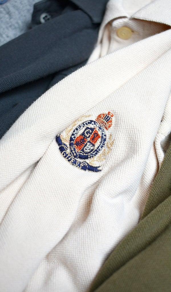 USAブランド半袖ポロシャツ@古着屋カチカチ