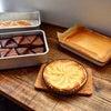 洋梨のタルト と 焼き菓子の画像