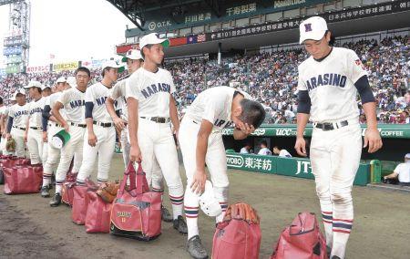高校 野球 部 習志野