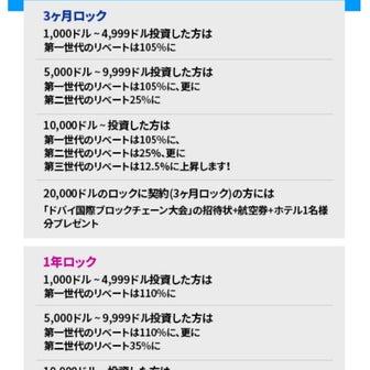 『ブロックエコトークン』アプリがバージョンアップ!