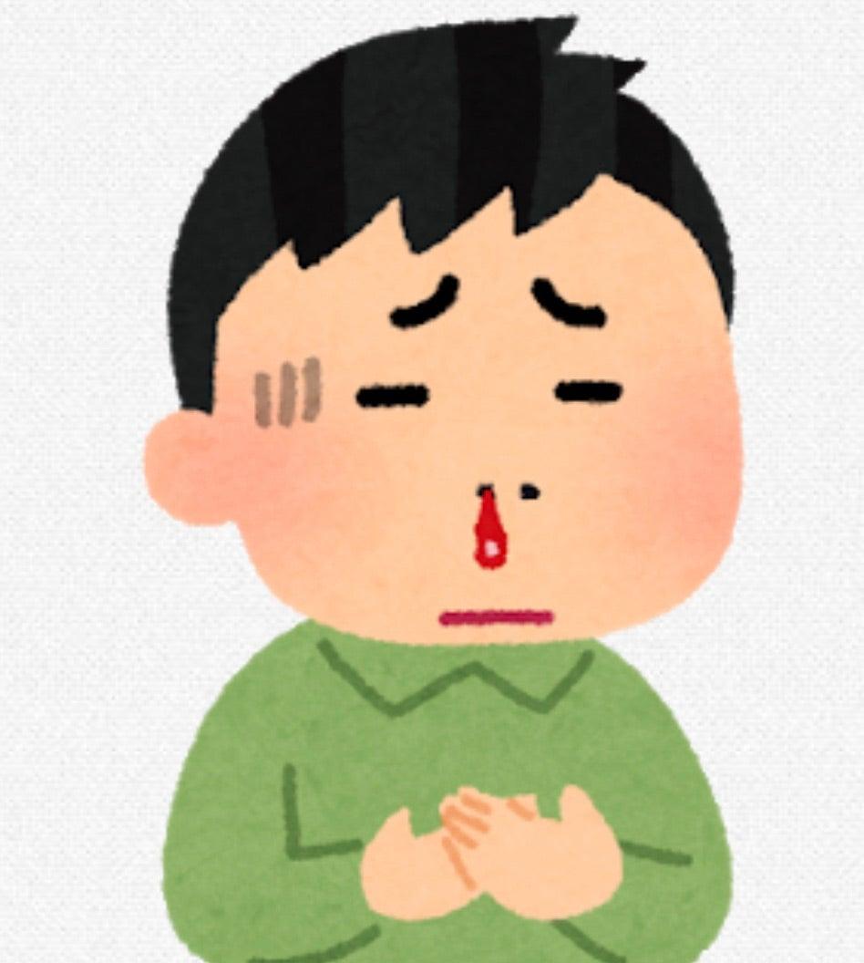 が 止まら ない 鼻血