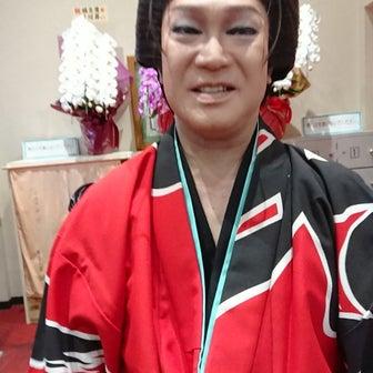 劇団炎舞(朝日劇場)公演⑦森川竜二座長他客演。