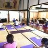 東京夏のお寺ヨガイベント2019! ご報告(^人^)の画像