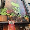 【東京都五反田】かよ姉とわさ子様!大食い3人ハンバーグチャレンジ!!〜モンスターグリルさん〜