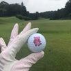 KAORIゴルフをする。