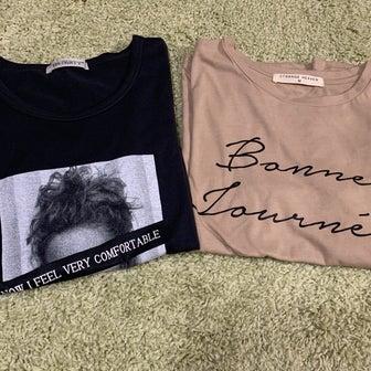 *しまむら購入品*驚異の300円Tシャツ