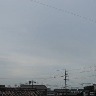 起きるよりすでに疲れて朝曇り