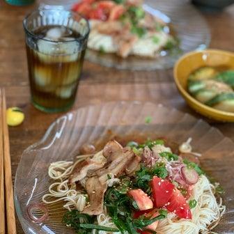 素麺アレンジ❗️ 暑い夏に簡単レシピ❗️おすすめ調味料❗️