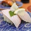 ハマチのズリって?「回転寿司 板前にぎり さんきゅう 柏木店」・・・奈良大安寺