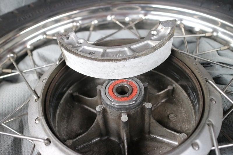 調整 ドラム ブレーキ