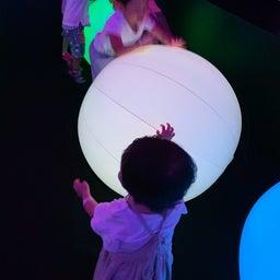 画像 子ども感性を磨く!チームラボ 未来の遊園地行ってきました♩ の記事より 3つ目