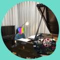 荒川区西尾久ピアノ教室、小台通り沿い アイ・ライクピアノ教室です。