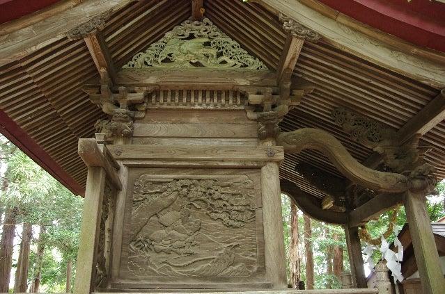 茨城県 桜川市 香取神社