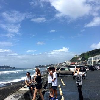 ようこそ鎌倉へ。友達一家がやってきた!海と台風で洗礼を受けてさてどうする?