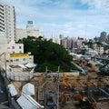 沖縄のホテル建築RushのBubblish…?