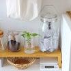 ★麦茶の魅力を再発見!使っていないボトルと保存瓶を有効活用♪