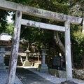 愛知県田原市  阿志神社