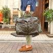 働く男の鞄