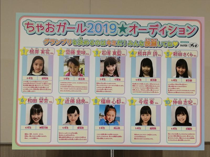 ちゃお ガール 2019