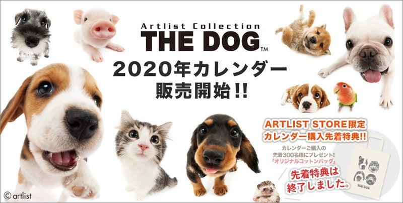 THE DOGカレンダー公式サイト