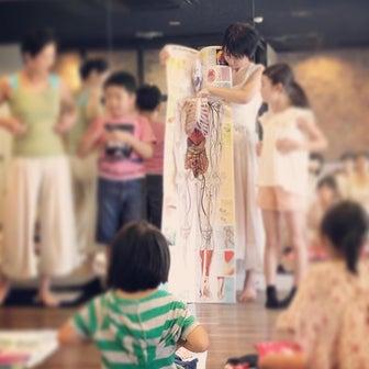 未来を担う子供たち   ZEN呼吸法親子講座@大阪終了しました