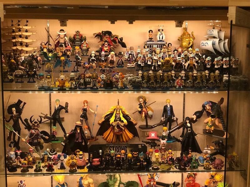 フィギュア ブログ ワンピース ワンピースフィギュアのコレクション部屋