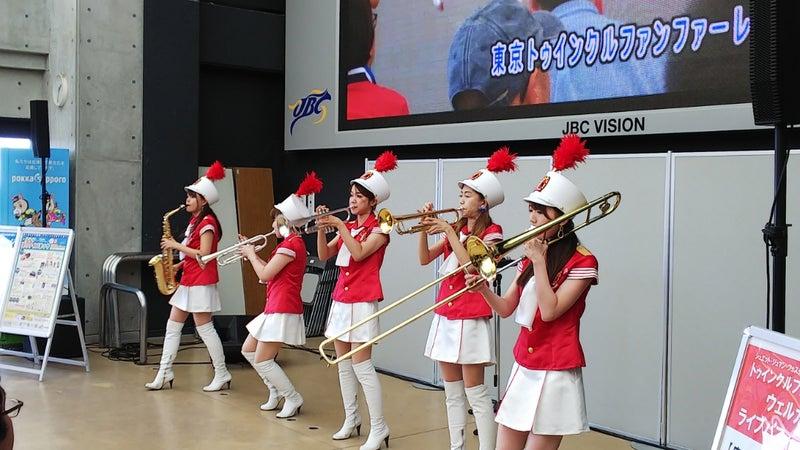 東京 トゥインク ル ファンファーレ
