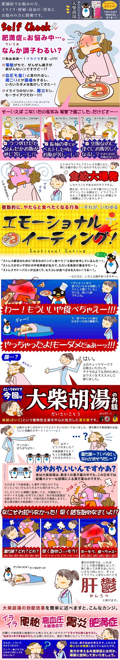 ビタトレール大柴胡湯の説明画像②
