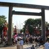 皇大神宮様の人形車祭り 2019 8月17日の画像