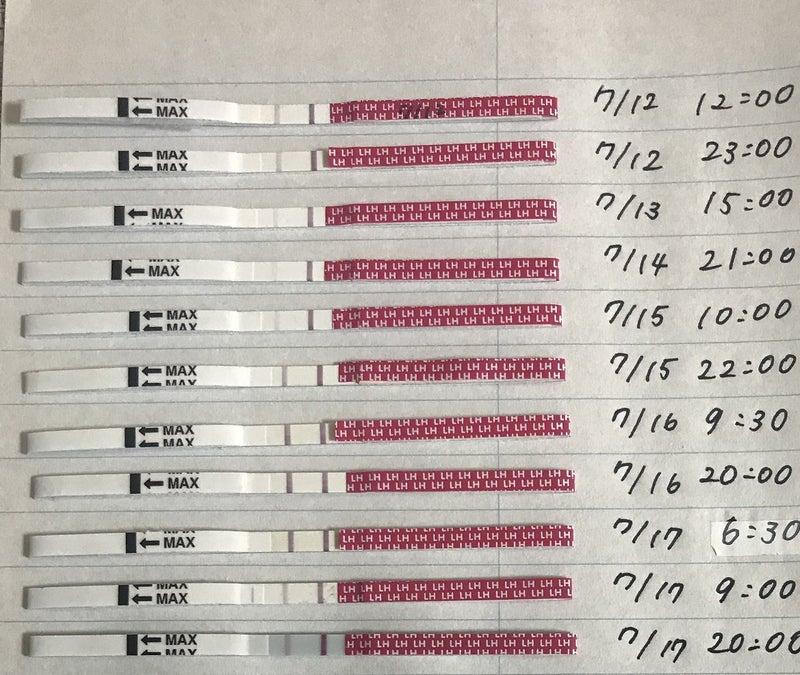 検査 薬 見方 排卵