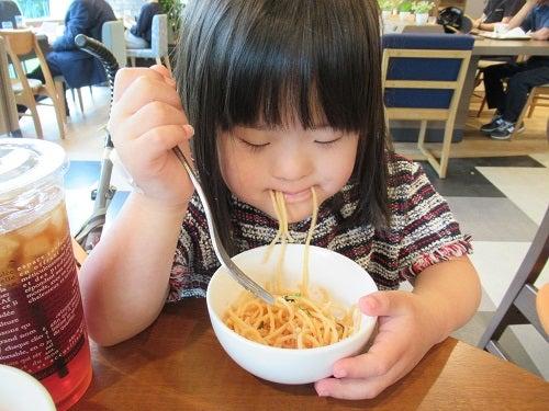 ママコーデ☆ &駐車場争奪戦! &たらこパスタ♪ &ダスキン ...