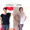 【お客さまの声】before→after ビフォーアフター!の画像
