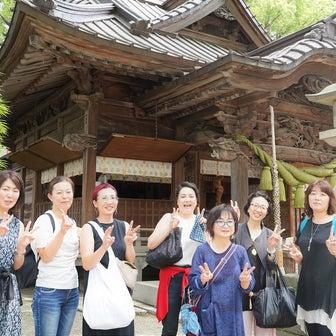 第7回、8回「田無神社」五龍神参拝ツアー実施しました☆