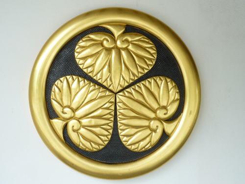 三つ葉葵紋