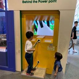画像 体感できて楽しい!子連れで大阪市立科学館にいってきました! の記事より 7つ目