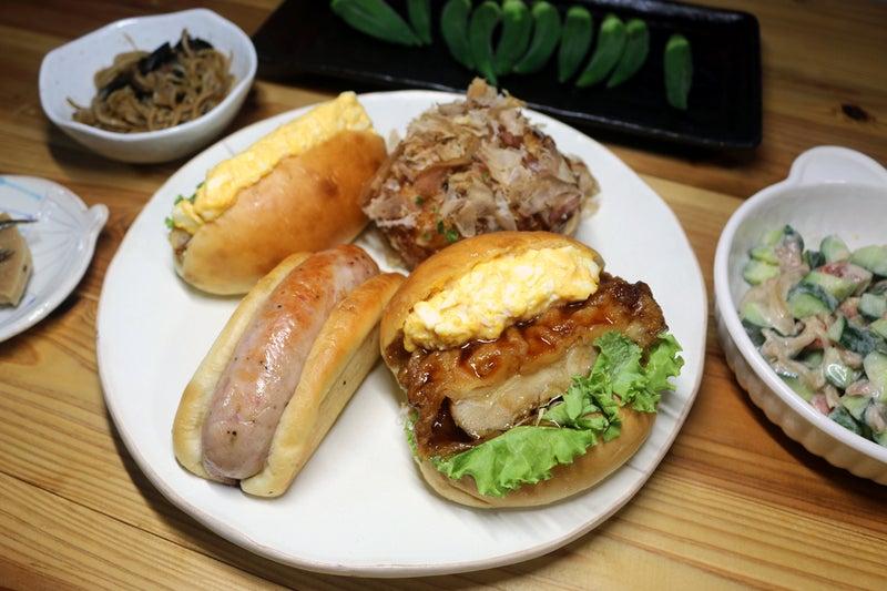 パンなのにビールがぐいぐい進む!~松山市・パンステージ メリーさんの「チキン南蛮サンド」ほか~