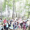 森の探検☆