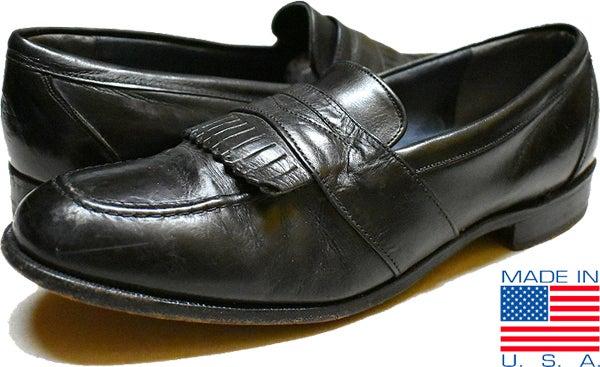 革靴ローファー中古レザーシューズ@古着屋カチカチ