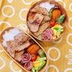 豚肉の味噌焼き弁当
