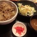 ♡牛丼とハンズメッセ♡