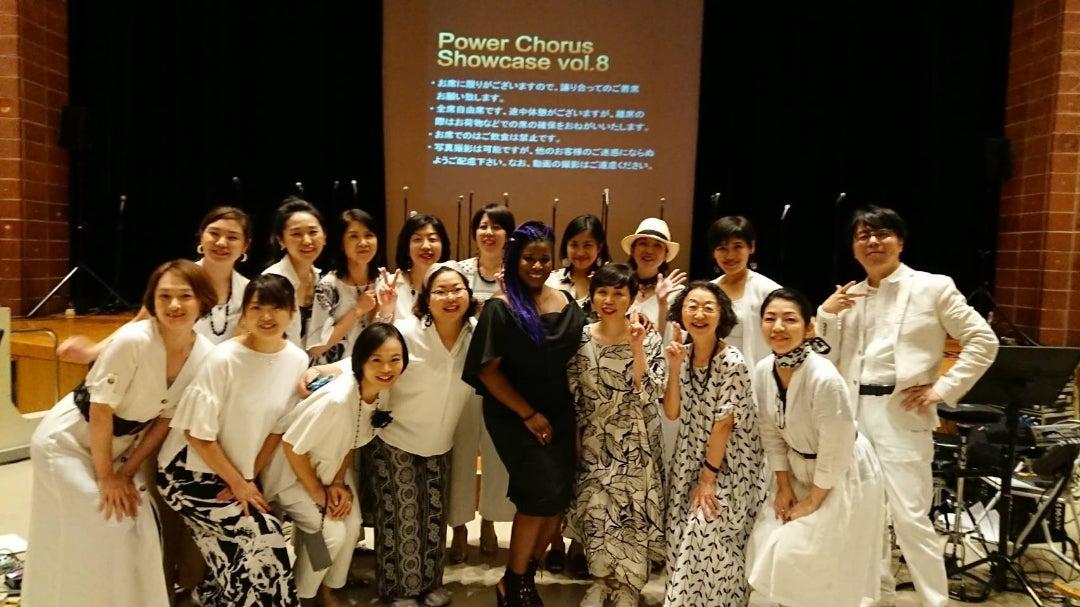 Power Chorus Showcase8出演報告   ☆Little Lights Choir☆リトルライツ ...