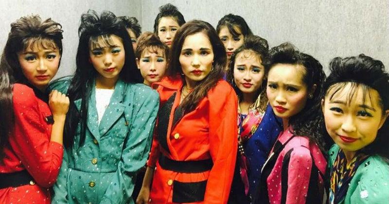 80 年代 ファッション