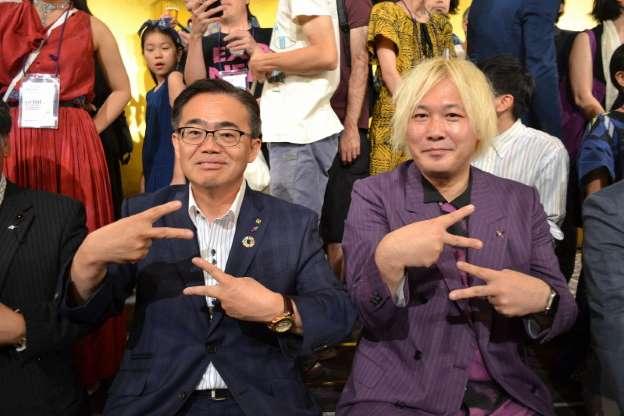 【拡散希望】K-POPと大村知事と裏ピースの記事より