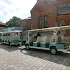 旧市街を電動車でラクラク観光 ^^の画像