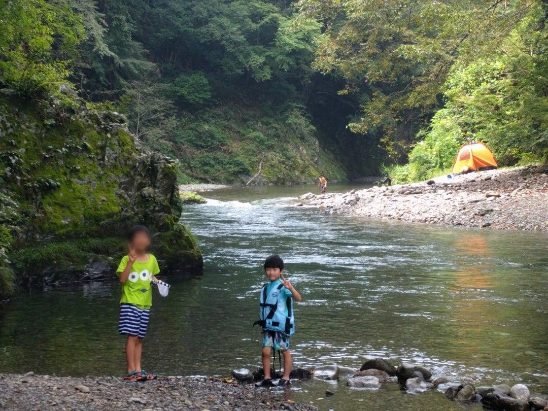 渓谷 秋川