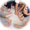 【やっぱり言語発達には足が関係する】の画像
