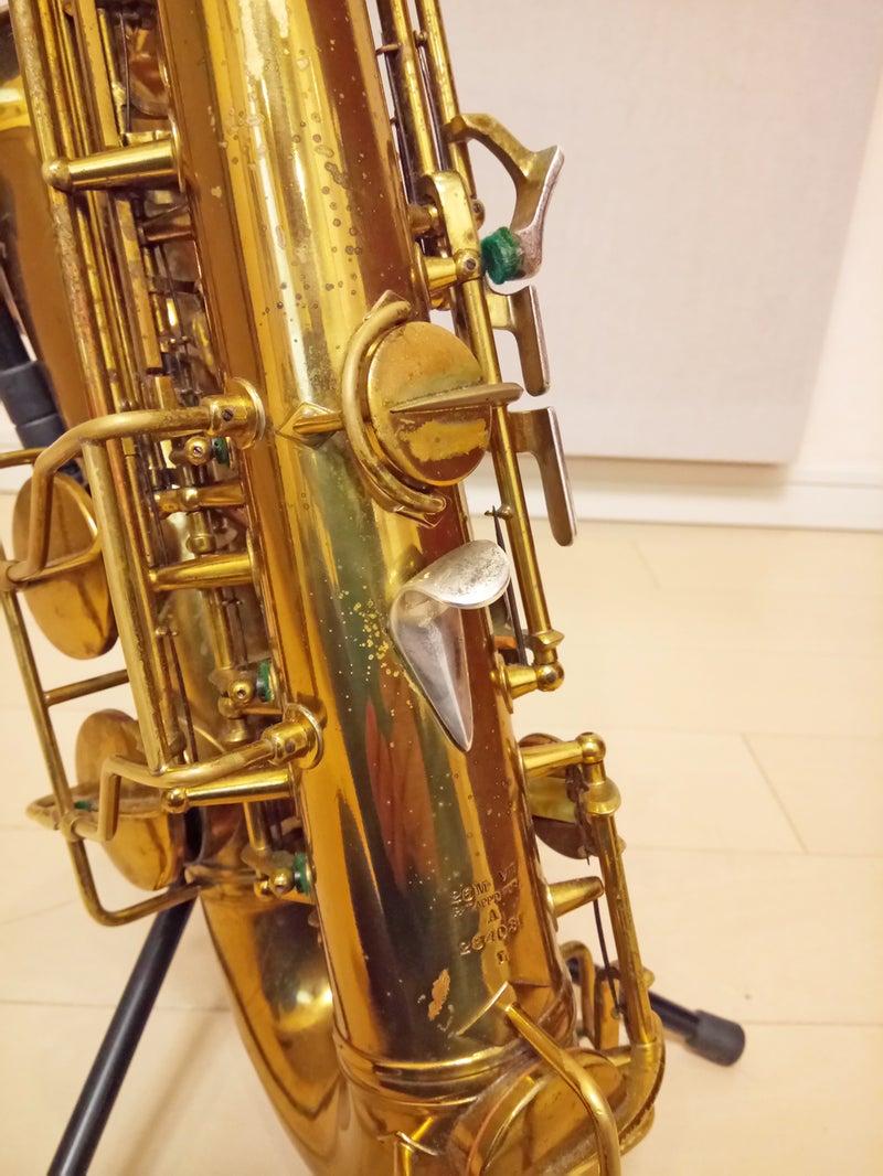 YAMAHA YTS-62 Tenor Sax 第4世代(音源あり)   ジャズトリガー